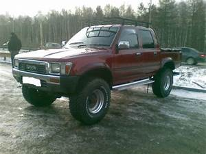 1990 Toyota Hilux Pick Up Pictures  2500cc   Diesel