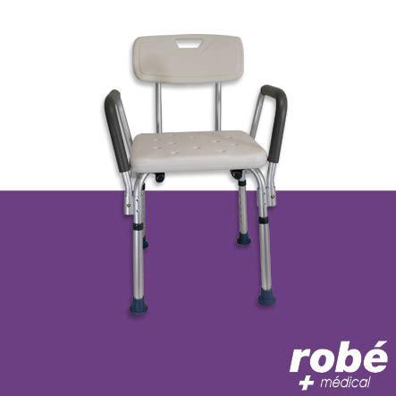 chaise médicalisée chaise de hauteur variable avec accoudoirs sièges
