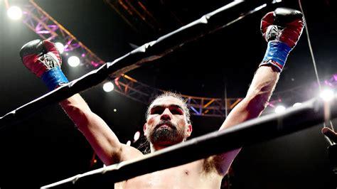 julio ceja kos hugo ruiz wins interim title