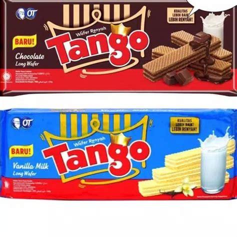 wafer tango coklat gr wafer tango vanilla gr wafer