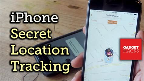can an iphone be tracked secretly track someone s using your iphone how to