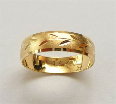 womens gold wedding bands gold rings for and diamantbilds