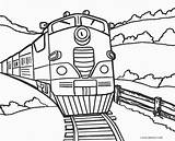 Train Coloring Pages Printable Engine Steam Sheets Dragon Dinosaur Cool2bkids Getcolorings Getdrawings sketch template