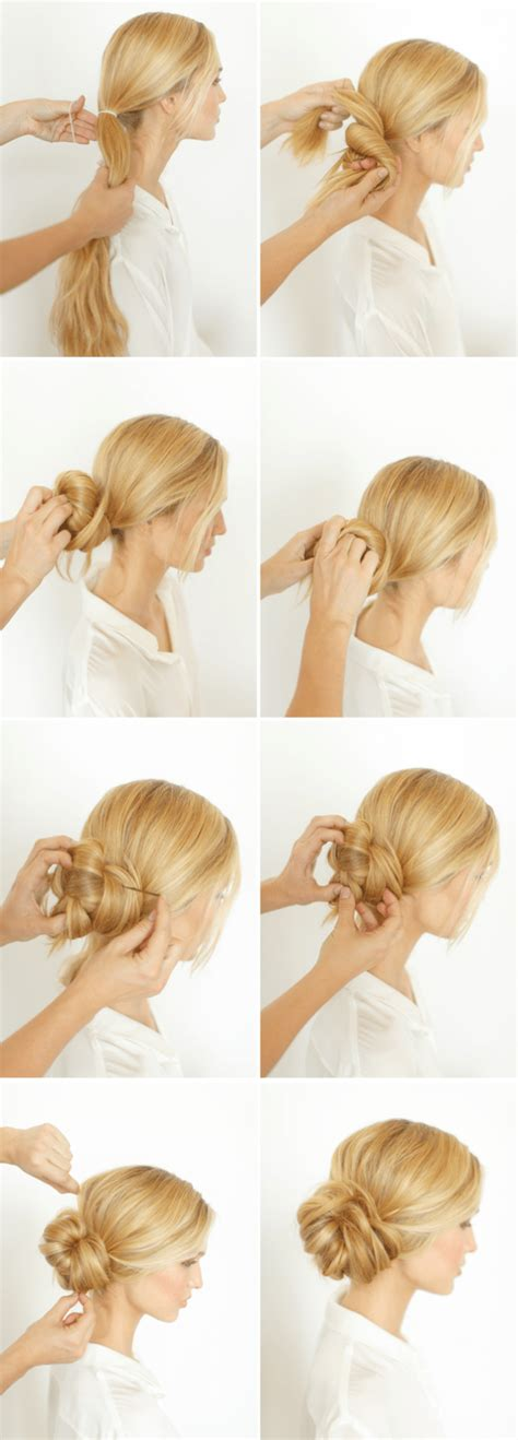 tutorials step by step hair 12 easy diy hairstyle tutorials for every occasion Diy