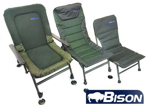 Bison Carp Fishing Chair Ebay