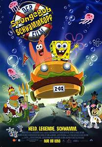 Sponge Bob Squarepants movie posters at movie poster ...