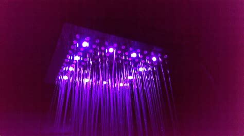 shower that changes color led shower that changes color with temperature