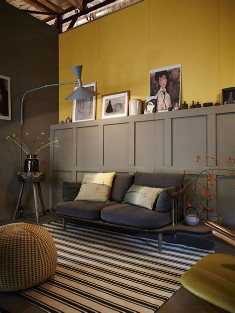 einrichtung für kleine räume schlafzimmer wohnzimmer farben mit gelben w 228 nden