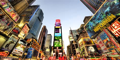 time square energy times square to chill a bit for a