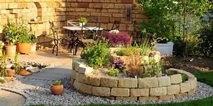 Die Schönsten Steingärten : die sch nsten ideen f r einen kr utergarten ~ Bigdaddyawards.com Haus und Dekorationen