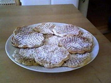 waffelteig rezepte kochbarde