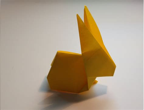 como hacer mo241os de como hacer un conejo de papel facil