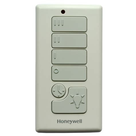 shop honeywell handheld ceiling fan remote at lowes