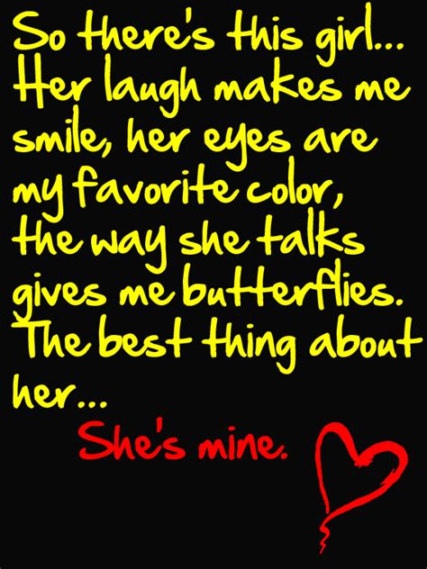 She Always Makes Me Smile Quotes