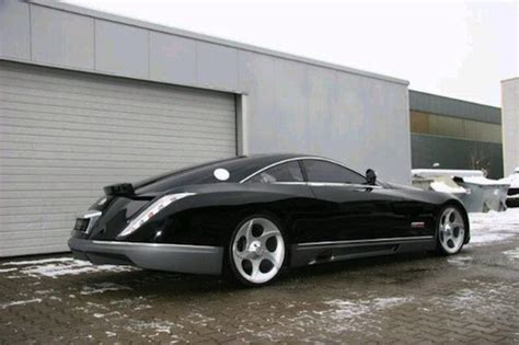Maybach Exelero Sound And Drive Around