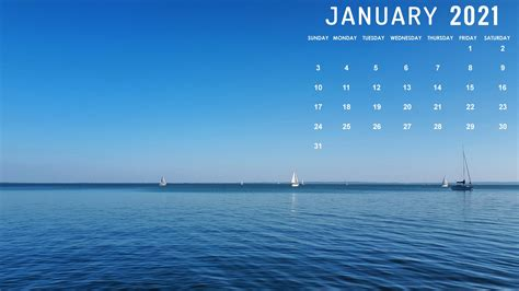 Calendar 2021 Desktop Wallpapers - Wallpaper Cave