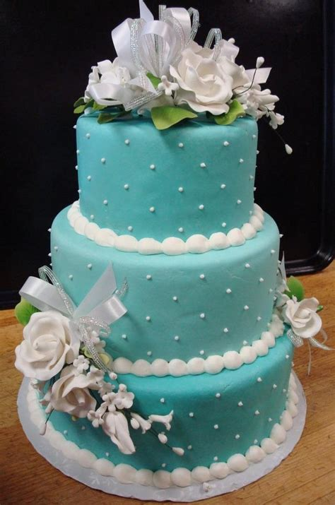 pretty wedding cake designs wedding cakes blue