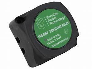 Voltage Sensitive Split Charge Relay 12v 140a