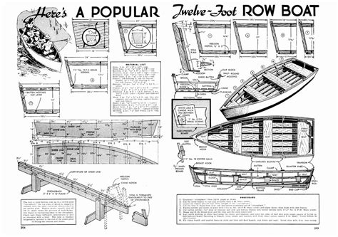 Parts Of A Boat Crossword by Small Sailboats Plans Rowboat Part Crossword Build