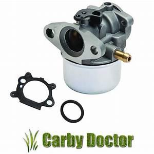 Carburetor For Briggs  U0026 Stratton Mower Quantum Carburettor