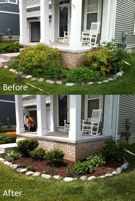 landscaping before and after 14 best before and after landscaping images on pinterest professional landscaping landscape