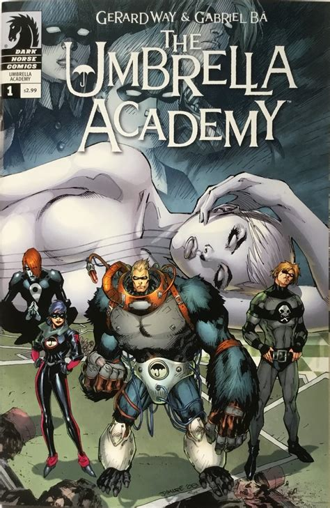 THE UMBRELLA ACADEMY SERIES 2 DALLAS # 1 JIM LEE VARIANT ...