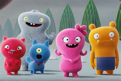 Uglydolls Trailer Brings The Plush Toys To The Big Screen