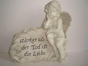 Engel Und Völkers Saarbrücken : grabschmuck engel mit spruch 25 cm friedhof neu ebay ~ Orissabook.com Haus und Dekorationen