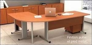 Bureau D Angle Professionnel : mobilier de bureau entreprise meubles bureaux professionnels ~ Teatrodelosmanantiales.com Idées de Décoration