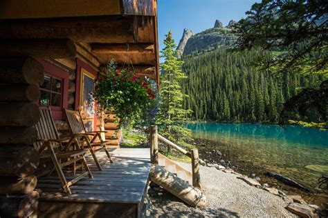 canada  offer  lake ohara lodge