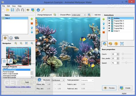 Desktop Animated Wallpaper Software - animated wallpaper maker free