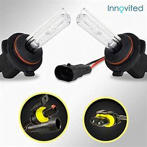 Innovited Universal Relay Wiring Harness For All Hid