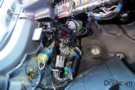 dash cam installation kit guide