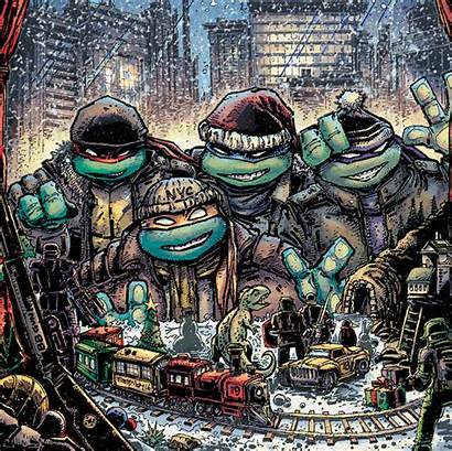 Christmas Ninja Turtles Mutant Teenage Tmnt 80s