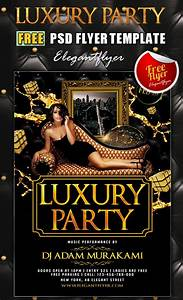 31 Free Party & Club Flyer Templates