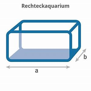 Volumen Aquarium Berechnen : bodengrundrechner ~ Themetempest.com Abrechnung