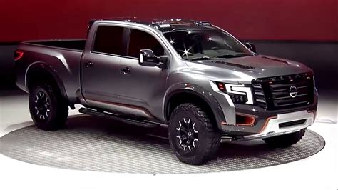 2019 Nissan Titan Good Changes And Redesign
