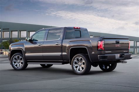 2017 Gmc Canyon Denali, 2016 Sierra Denali Ultimate