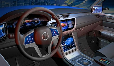 smart home controllers automotive market sensing touch displays
