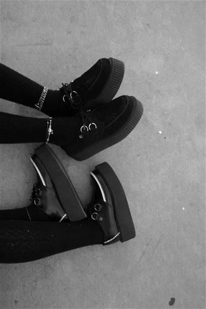 Shoes Grunge