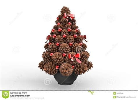 christmas decorations  large pine cones grills zubehoer