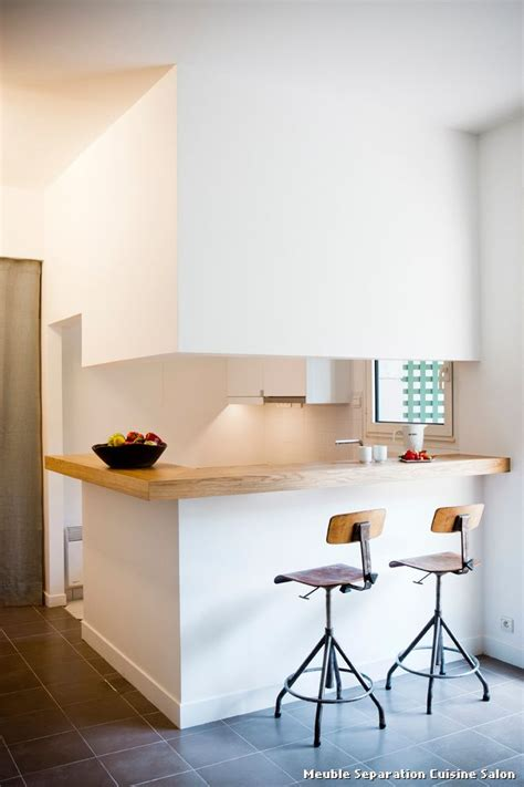 meuble separation cuisine separation cuisine salon pas cher marque generique buffet