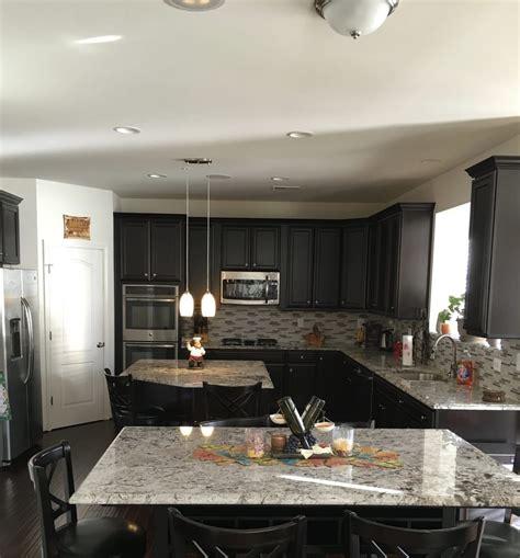 granite kitchen dining table  match kitchen countertops