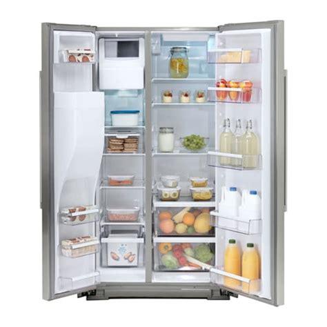 ge profile appliances nutid side by side refrigerator ikea