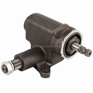 Chevrolet Manual Steering Gear Box Parts  View Online Part Sale