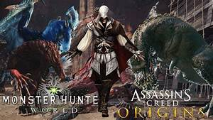 MHW Assassin's Creed Collaboration Quest: Silent, Deadly ...