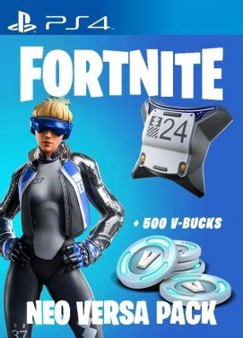 comprar fortnite neo versa   bucks ps playstation