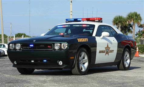Dodge Challenger RT Police Car by TheCarloos on DeviantArt