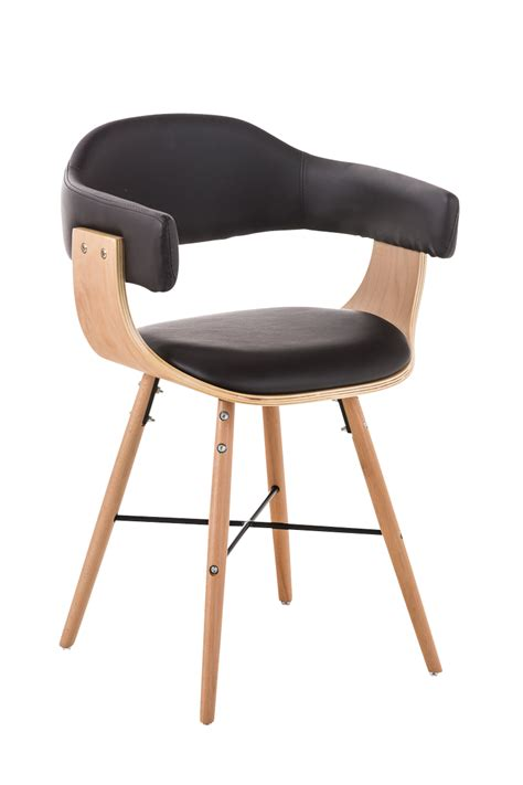 chair barrie v2 leatherette conference dining waiting room