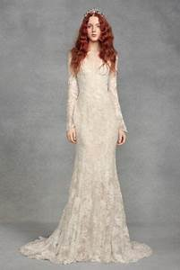 Wedding Plan Checklist White By Vera Wang Bell Sleeve Lace Wedding Dress David